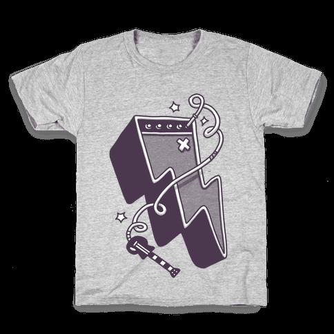 Lightning Amp Kids T-Shirt