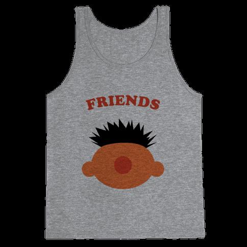 Best Friends (Orange) Tank Top