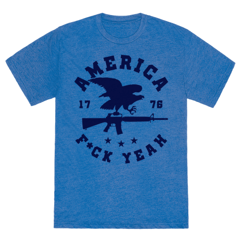 America F*ck Yeah Eagle