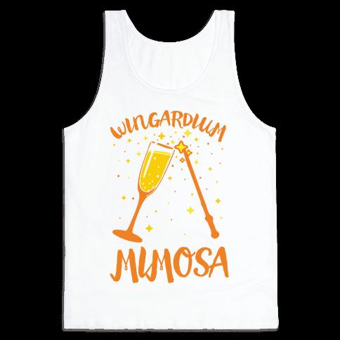 Wingardium Mimosa Tank Top