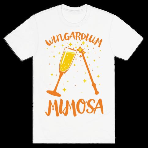 Wingardium Mimosa Mens T-Shirt