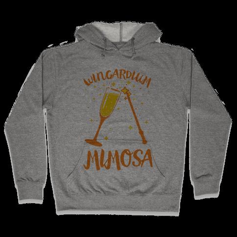 Wingardium Mimosa Hooded Sweatshirt