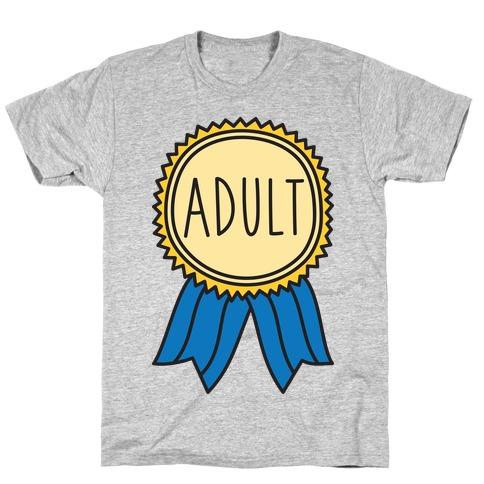 Adult Award T-Shirt