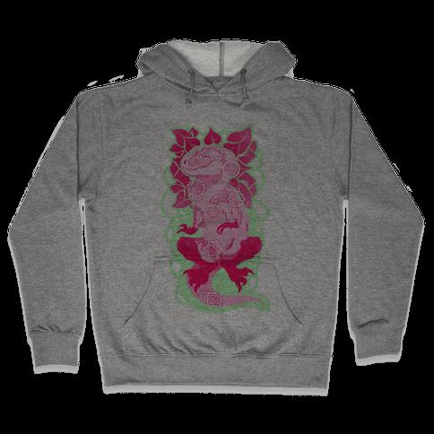 DinOmSaur Hooded Sweatshirt
