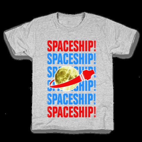 Spaceship! Kids T-Shirt