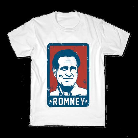 Romney Vintage Kids T-Shirt