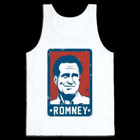 Romney Vintage Tank Top