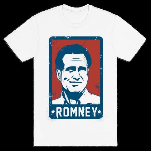 Romney Vintage Mens T-Shirt
