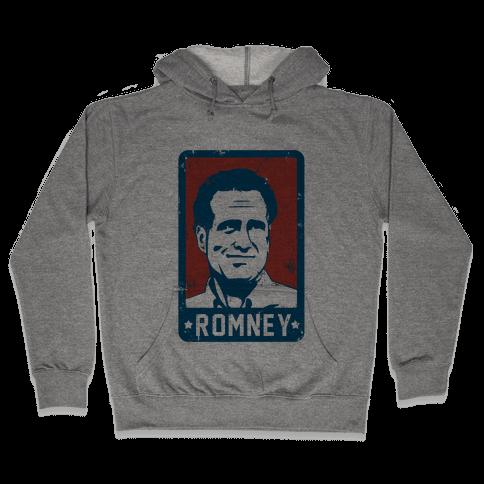 Romney Vintage Hooded Sweatshirt