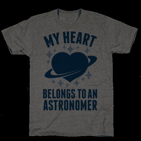 My Heart Belongs to an Astronomer