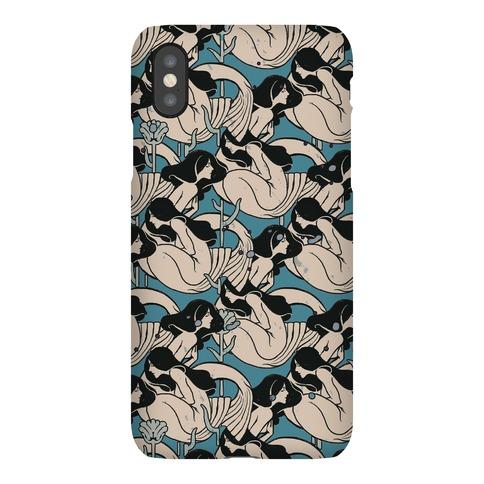 mermaid pattern Phone Case