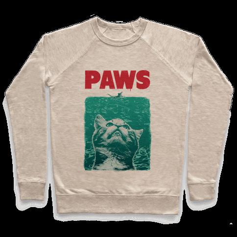 PAWS (Vintage Parody tank) Pullover