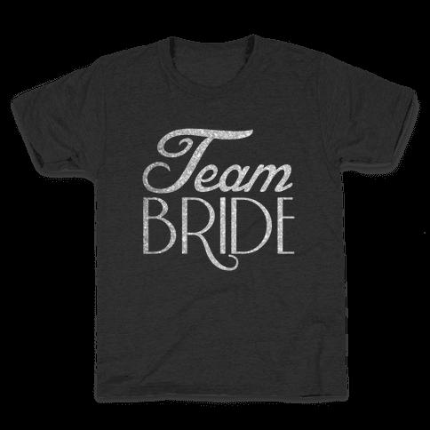 Team Bride Kids T-Shirt