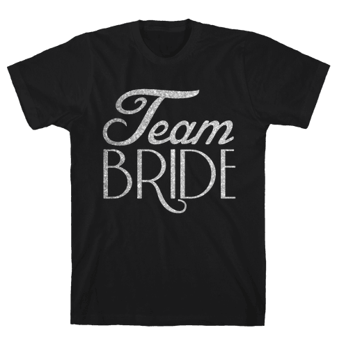 Team Bride Mens T-Shirt