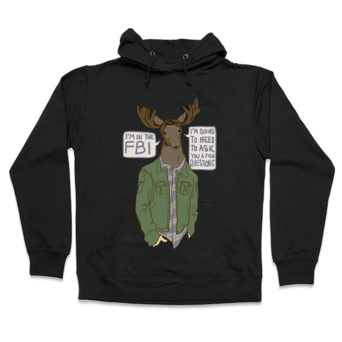 Moose Winchester Hooded Sweatshirt
