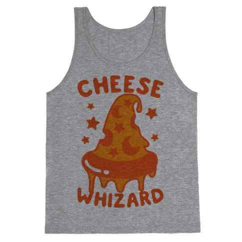 Cheese Whizard Tank Top