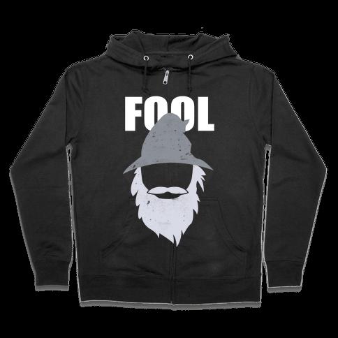 Fool of a Took Zip Hoodie