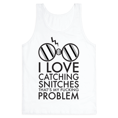 Snitch Catching Tank Top