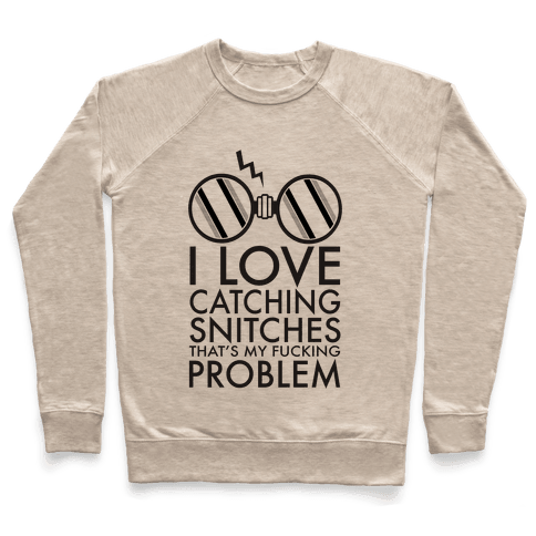 Snitch Catching Pullover