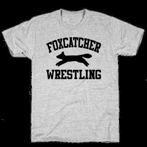 Foxcatcher Wrestling Mens T-Shirt