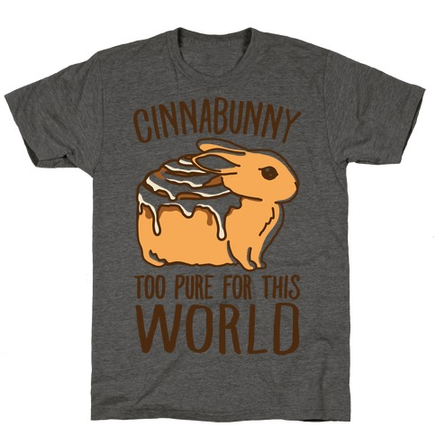 Cinnabunny Too Pure For This World T-Shirt