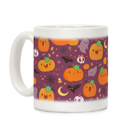Cute 'N Spooky Halloween Coffee Mug
