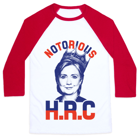 Notorious HRC Baseball Tee