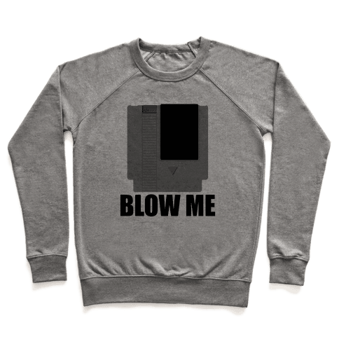 Blow Me Pullover