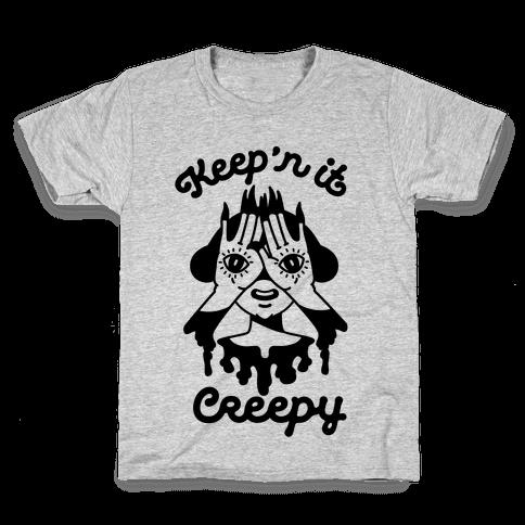 Keep'n It Creepy Kids T-Shirt