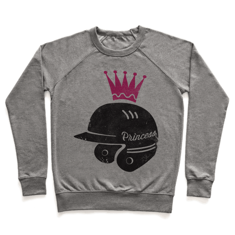 Softball Princess Pullover