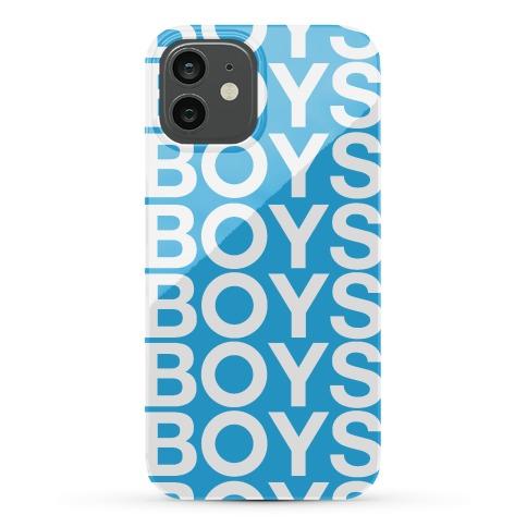 Boys Boys Boys Phone Case
