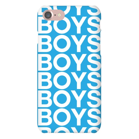 Boys Boys Boys Phone Case
