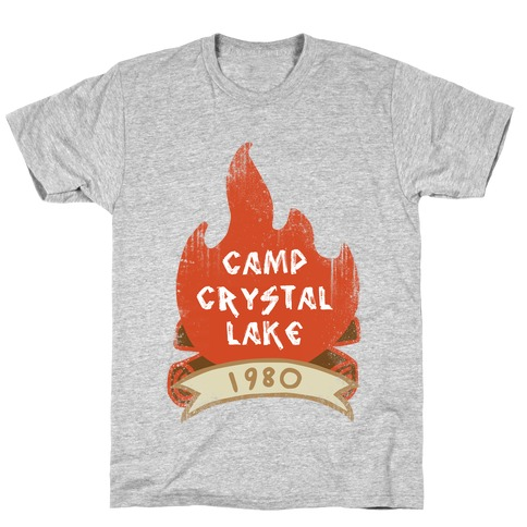 Crystal Lake Summer Camp T-Shirt