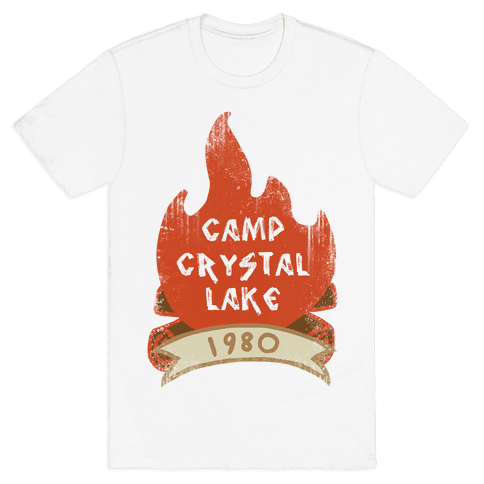 Crystal Lake Summer Camp Mens T-Shirt