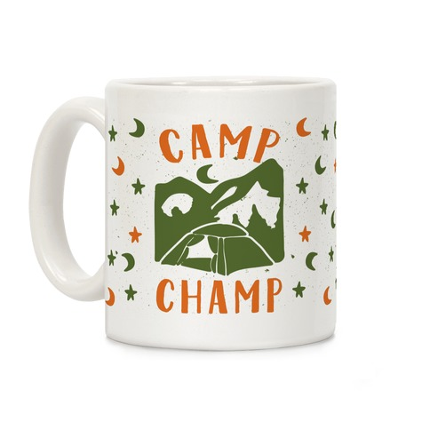 Camp Champ Coffee Mug