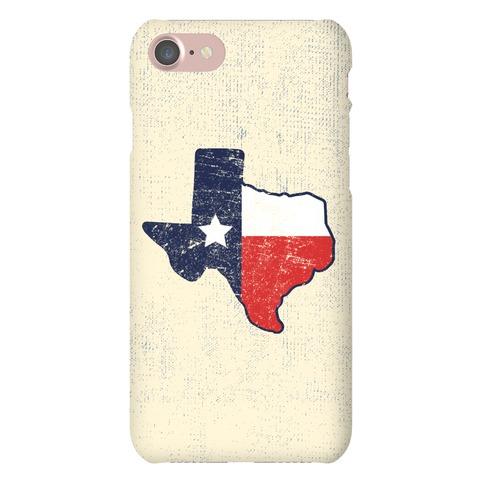 Texas Pride Phone Case