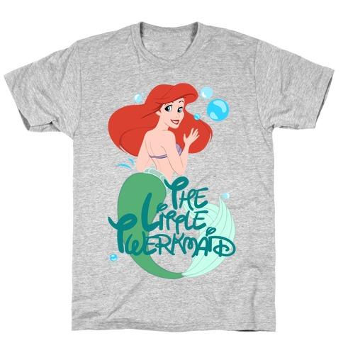 The Little Twerkmaid Mens T-Shirt