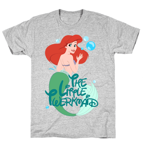 The Little Twerkmaid Mens T-Shirt