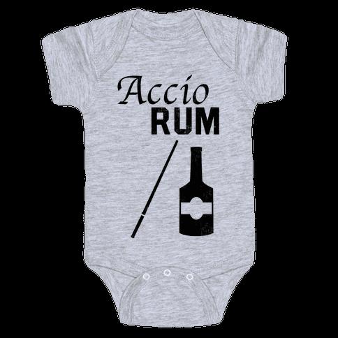 Accio RUM Baby Onesy
