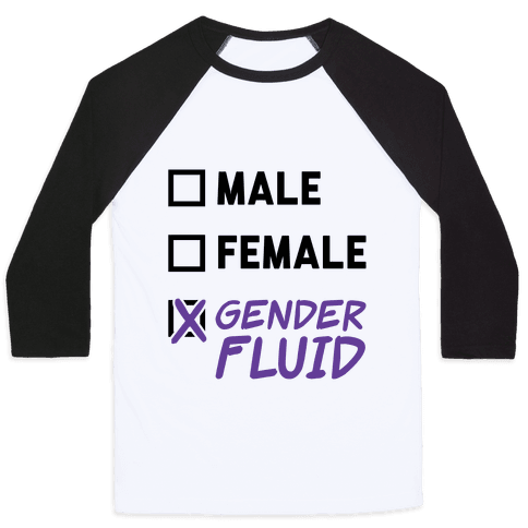 Gender Fluid Checklist