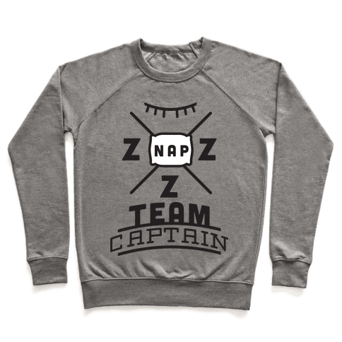 Nap Team Captain Pullover