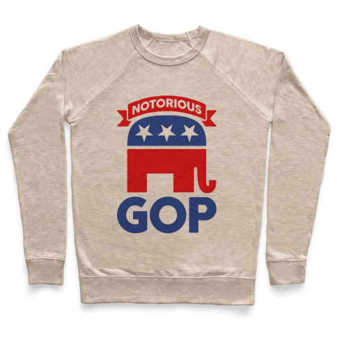 Notorious GOP Pullover