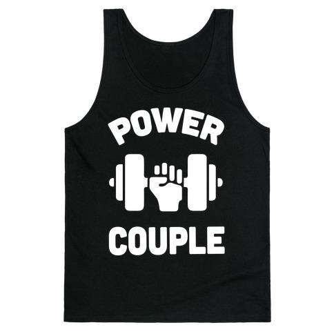 Power Couple Tank Top