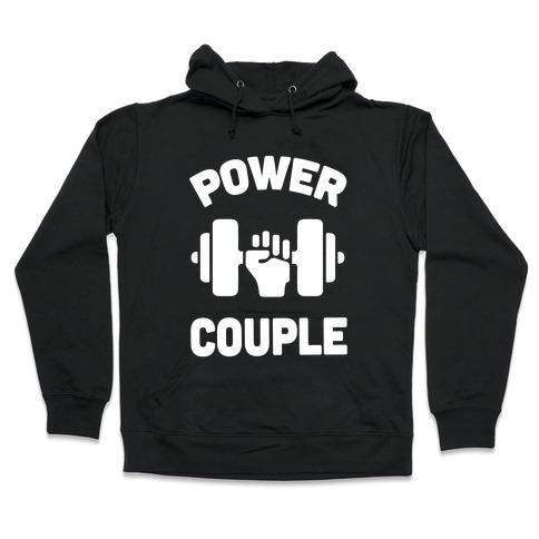 Power Couple Hooded Sweatshirt