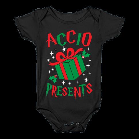Accio Presents Baby Onesy