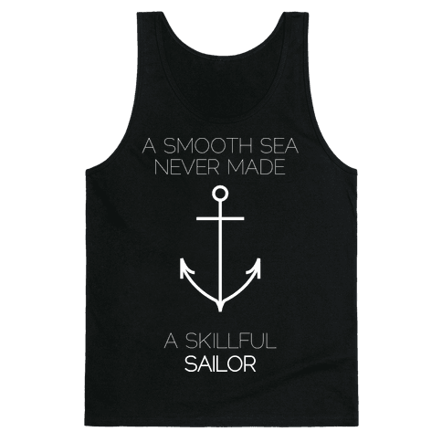 Smooth Sea Tank Top