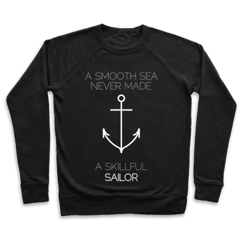 Smooth Sea Pullover