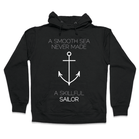 Smooth Sea Hooded Sweatshirt