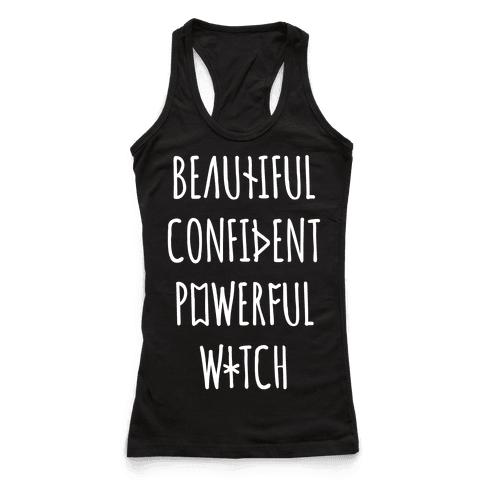 Beautiful Confident Powerful Witch