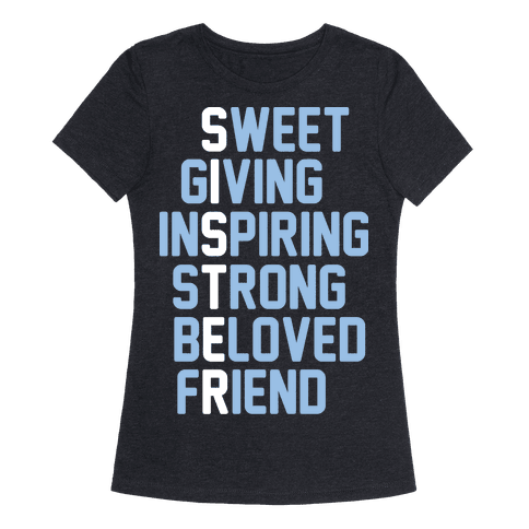 Strong Giving Inspiring Strong Beloved Friend - Sister